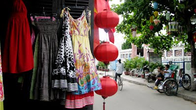 May quan ao tai Hoi An