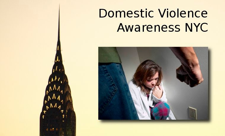 Domestic Violence Awareness New York City