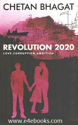 Revolution 2020 - Chetan Bhagat  Free Ebook Download