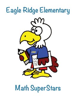 eagle ridge elementary pta eagle ridge pta has started its math superstars program and the first  worksheets are scheduled to start as follows