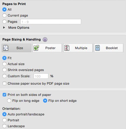 How to print a booklet - Eagle Software Knowledge Base