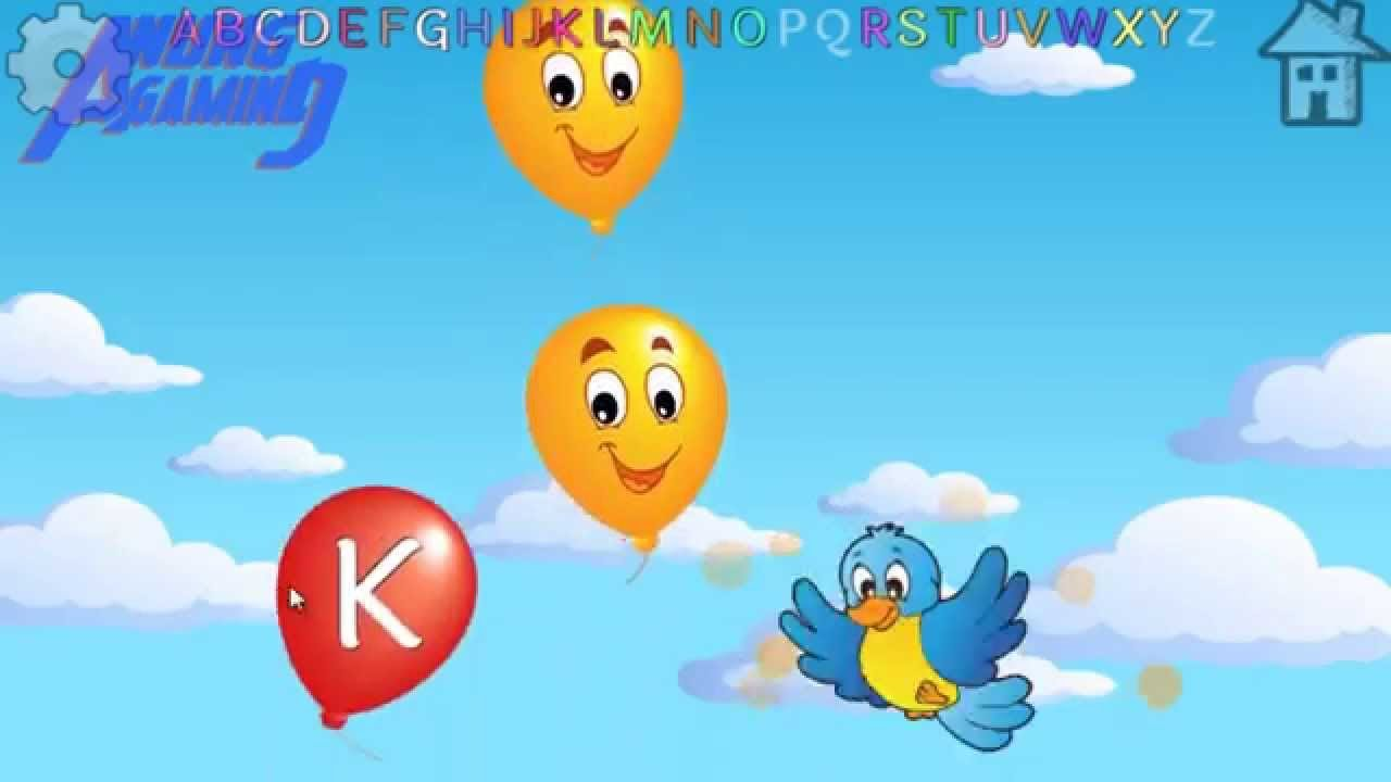 kids balloon pop game free earn to die for you