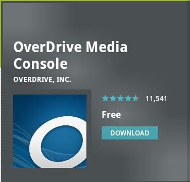 Android Overdrive App