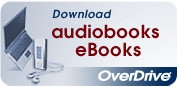 Download audiobooks, ebooks from OverDrive