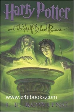6 Harry Potter and the Half-Blood Prince By J K Rowling