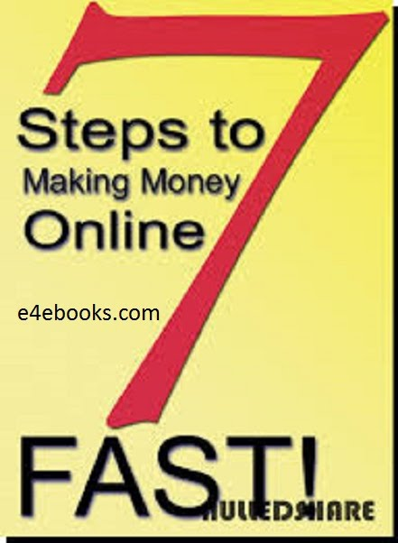 7 Steps to Making Money Online FAST- David Perdew Free Ebook PDF Download