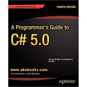 A Programmer's Introduction To C#