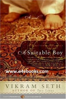 A Suitable Boy - Vikram Seth Free Ebook PDF Download