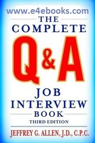 The Complete Question And Answer Job Interview Book