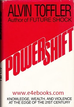 Alvin Toffler - Powershift Free Ebook Download