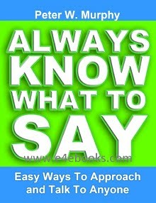 Always Know What To Say - Peter W. Murphy Free Ebook PDF Download