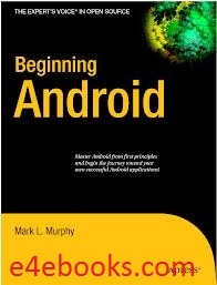 Beginning Android1 - Mark L. Murphy Free Ebook PDF Download