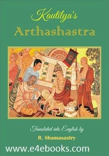 Arthashastra of Chanakya Free Ebook PDF Download
