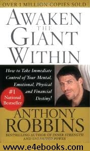 Awaken the Giant Within - Anthony Robbins Free Ebook PDF Download
