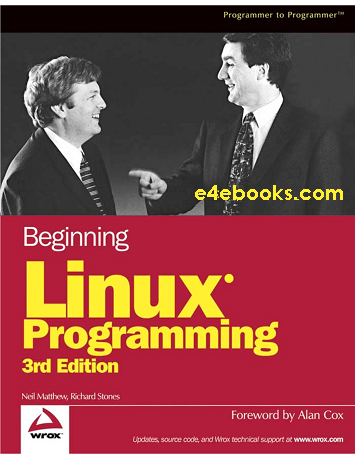 Beginning Linux Programming 3rd Edition