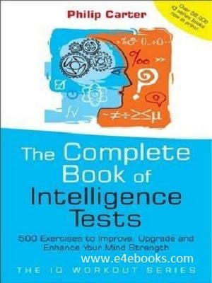 Complete  Book  Of  Intelligence Tests Free Ebook Download