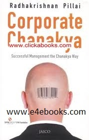 Corporate Chanakya - Radhakrishnan Pillai  Free Ebook PDF Download