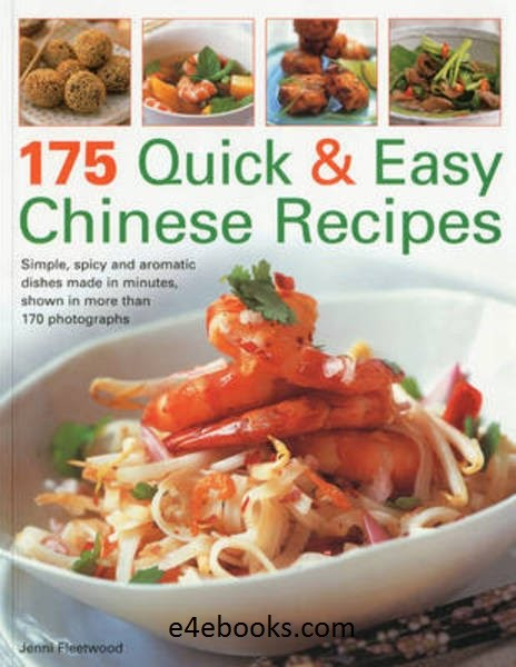 Easy Chinese Recipes - Jenni Fleetwood Free Ebook PDF Download