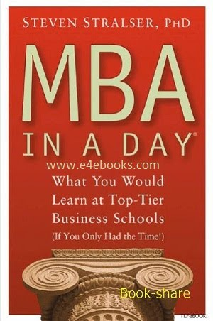 MBA in A Day - What You Would Learn At Top-Tier Business Schools