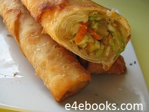 Recipe Of Egg Rolls