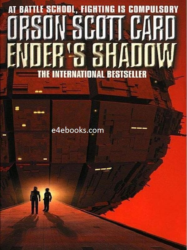 Ender's Shadow -  Orson Scott  Card Free Ebook PDF Download