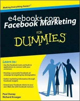 Facebook Marketing for Dummies - P. Dunay Free Ebook PDF Download