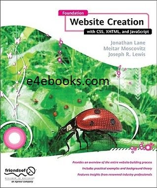 Website Creation With HTML5 CSS3 And JavaScript - Joseph Lewis Free Ebook PDF Download
