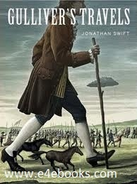 Gulliver's Travels - Jonathan Swift  Free Ebook PDF Download