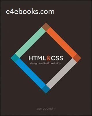 HTML And CSS - Design And Build Websites - Jon Duckett Free Ebook PDF Download