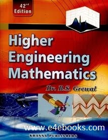 Higher Engineering Mathematics - BS Grewal Free Ebook PDF Download