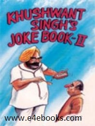 Khushwant Singh's Joke Book Free Ebook PDF Download