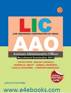 LIC AAO Full Paper Free Ebook PDF Download