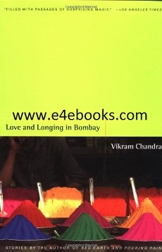 Love and Longing in Bombay : Stories - Vikram Chandra Free Ebook PDF Download