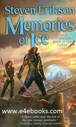 Memories  Of  Ice Free Ebook Download