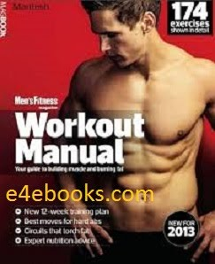 Men's Fitness Workout Manual  - Manitesh Free Ebook PDF Download