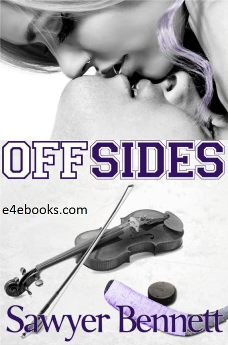 Off Sides -  Sawyer Bennett Free Ebook PDF Download