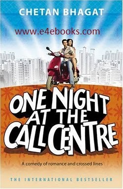 One Night At The Call Center - Chetan Bhagat  Free Ebook Download