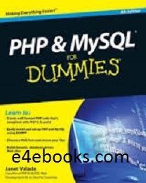 PHP & MySQL For Dummies - Janet Vadale Free Ebook PDF Download
