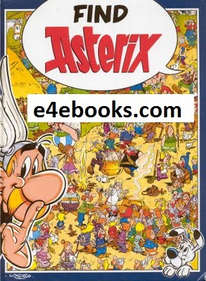 Puzzle Book - Find Asterix
