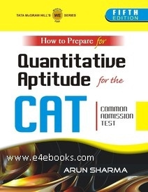Quantitative Aptitude for the CAT - Arun Sharma Free Ebook PDF Download
