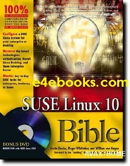 SUSE Linux 10 Bible 2006