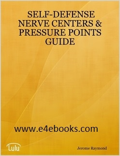 Self-Defense Nerve Centers and Pressure Points Free Ebook Download