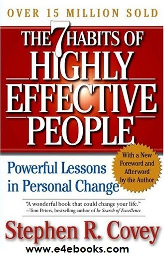 Seven Habits Of Highly Effective People-Stephen Covey