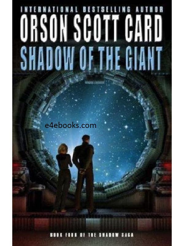 Shadow of the Giant -  Orson Scott  Card Free Ebook PDF Download