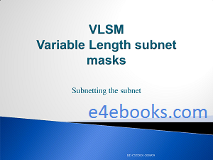 IP Subnetting And Variable Length Subnet Mask