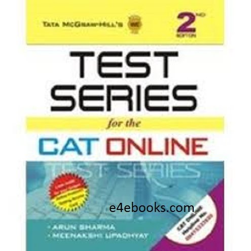Test Series For The CAT Online - Arun Sharma Free Ebook PDF Download