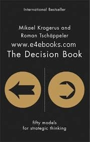 The Decision Book - Mikael Krogerus Free Ebook PDF Download