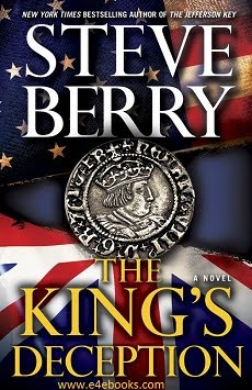 The King's Deception : Novel - Steve Berry Free Ebook PDF Download