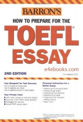 Useful Sentences For TOEFL Essay Writing
