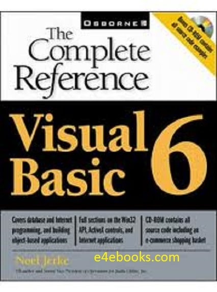Visual Basic 6 - The Complete Reference- Noel Jerky Free Ebook PDF Download